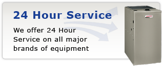 24 Hour HVAC Service in Burnsville